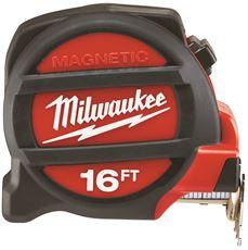 MILWAUKEE� MAGNETIC TAPE MEASURE, 16 FT.