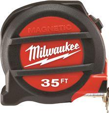 MILWAUKEE� MAGNETIC TAPE MEASURE, 35 FT.