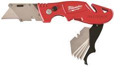 MILWAUKEE� FASTBACK� FLIP UTILITY KNIFE WITH BLADE STORAGE
