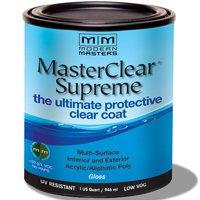 Mcs90432 Quart Gloss Masterclear