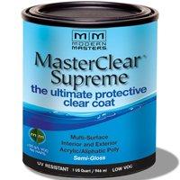 Mcs90332 Quart Semi-Gloss Masterclear