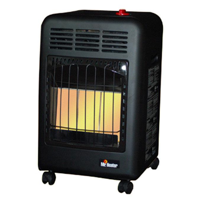 Mr Heater Cabinet Radiant Propane Heater 6000 12000 and 18000 BTU Hr