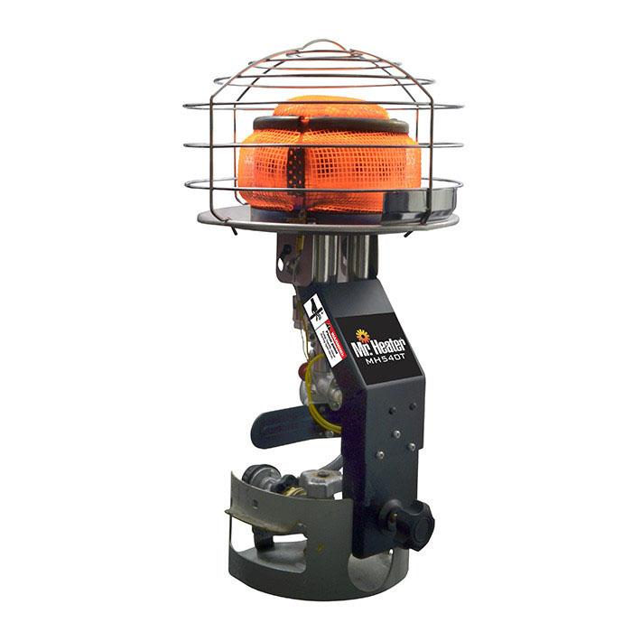 Mr Heater 540 degree Heater 30000 – 45000 BTU Liquid Propane Tank Top heater