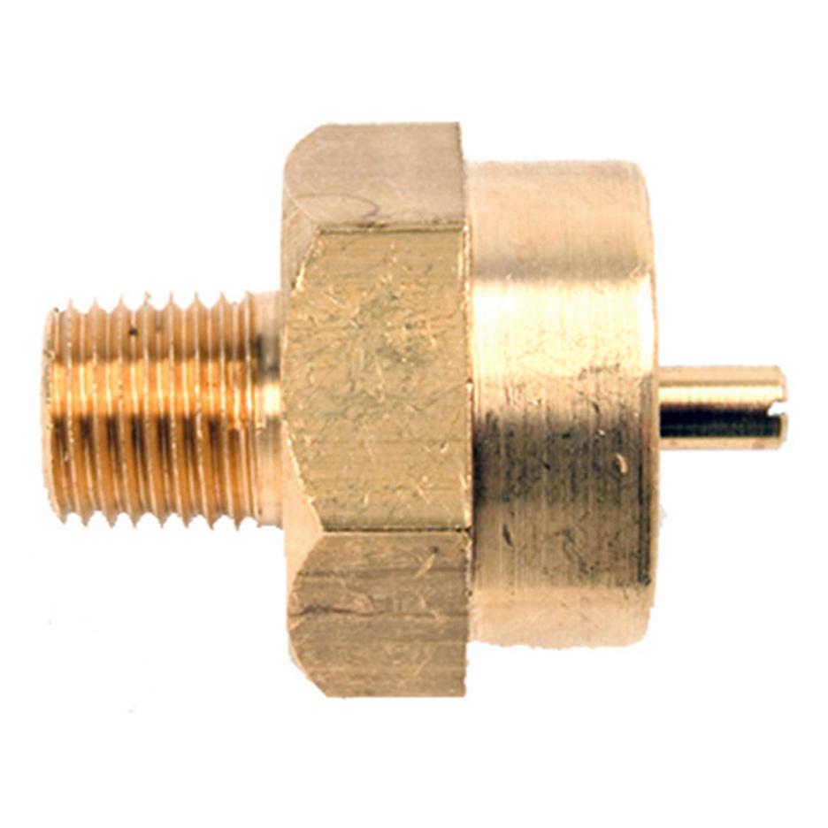 Mr Heater 1/4 Inch Male Pipe Thread x 1 Inch-20 Female Throwaway Cylinder Thread