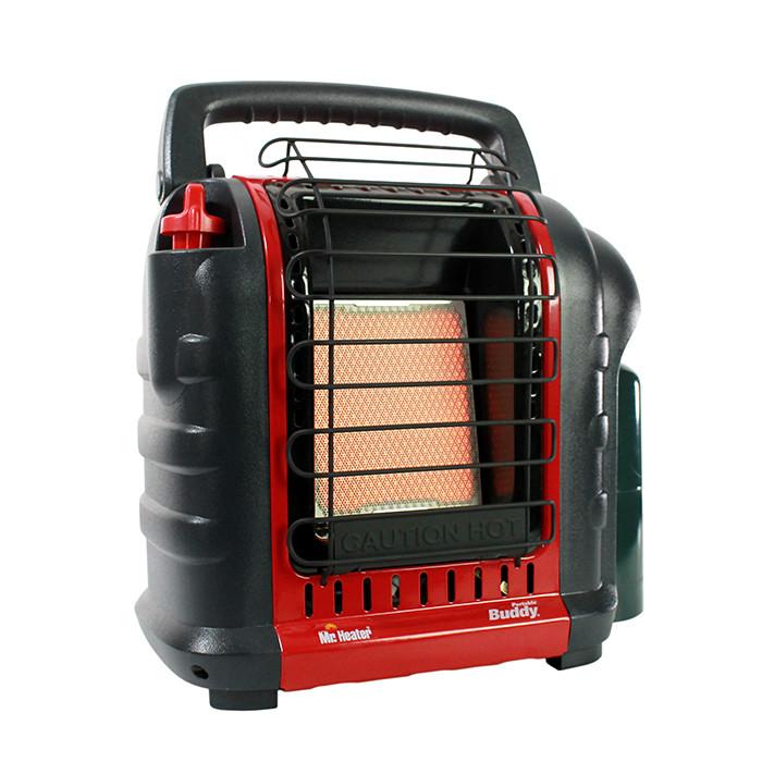 Mr Heater 4K - 9K BTU Portable Buddy Heater