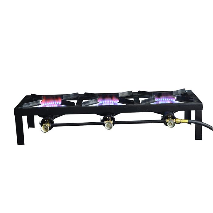 Mr Heater 3 Burner Angle Iron Stove