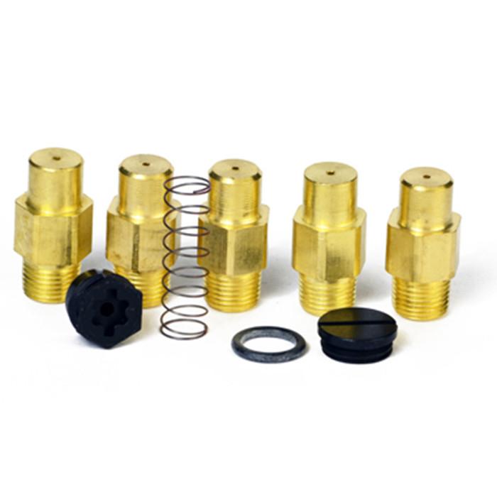 Mr Heater Big Maxx Unit Heater Fuel Conversion Kit - Nitorgen to Liquied Propane