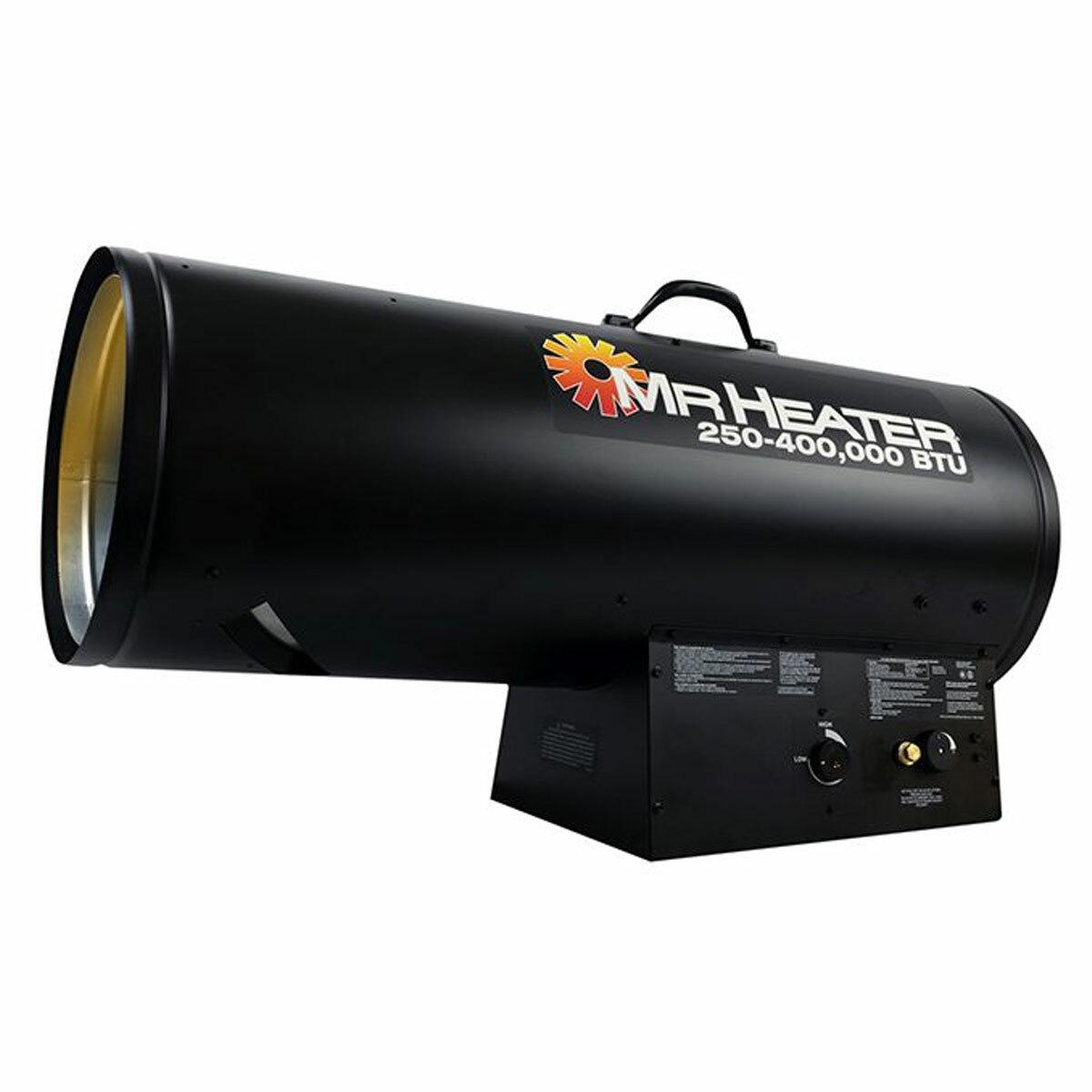 Mr. Heater 250000-400000 BTU Forced Air Propane Heater