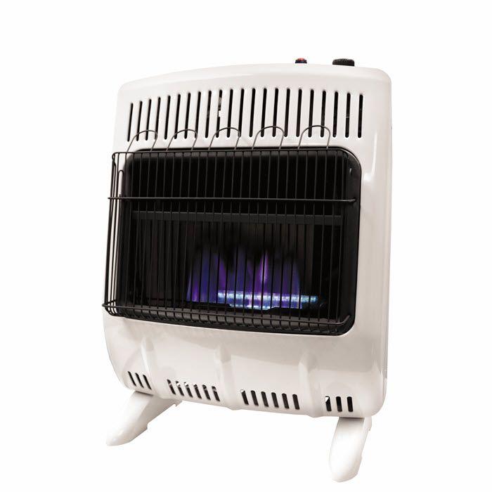 Mr. Heater Vent-Free Dual Fuel Blue Flame 20K BTU