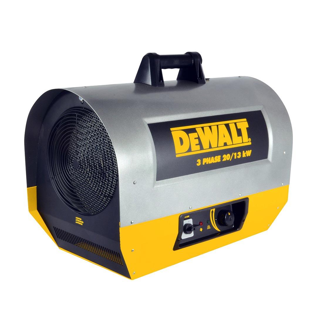 Mr. Heater DeWalt (DXH2003TS) 68242 BTU 13/20 kW Forced Air Electric Construction