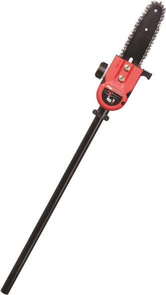 MTD Southwest Inc 41CJPS-C954 Pole Saw Attachment, 16 in Dia Cut Capacity, 8 in L Bar