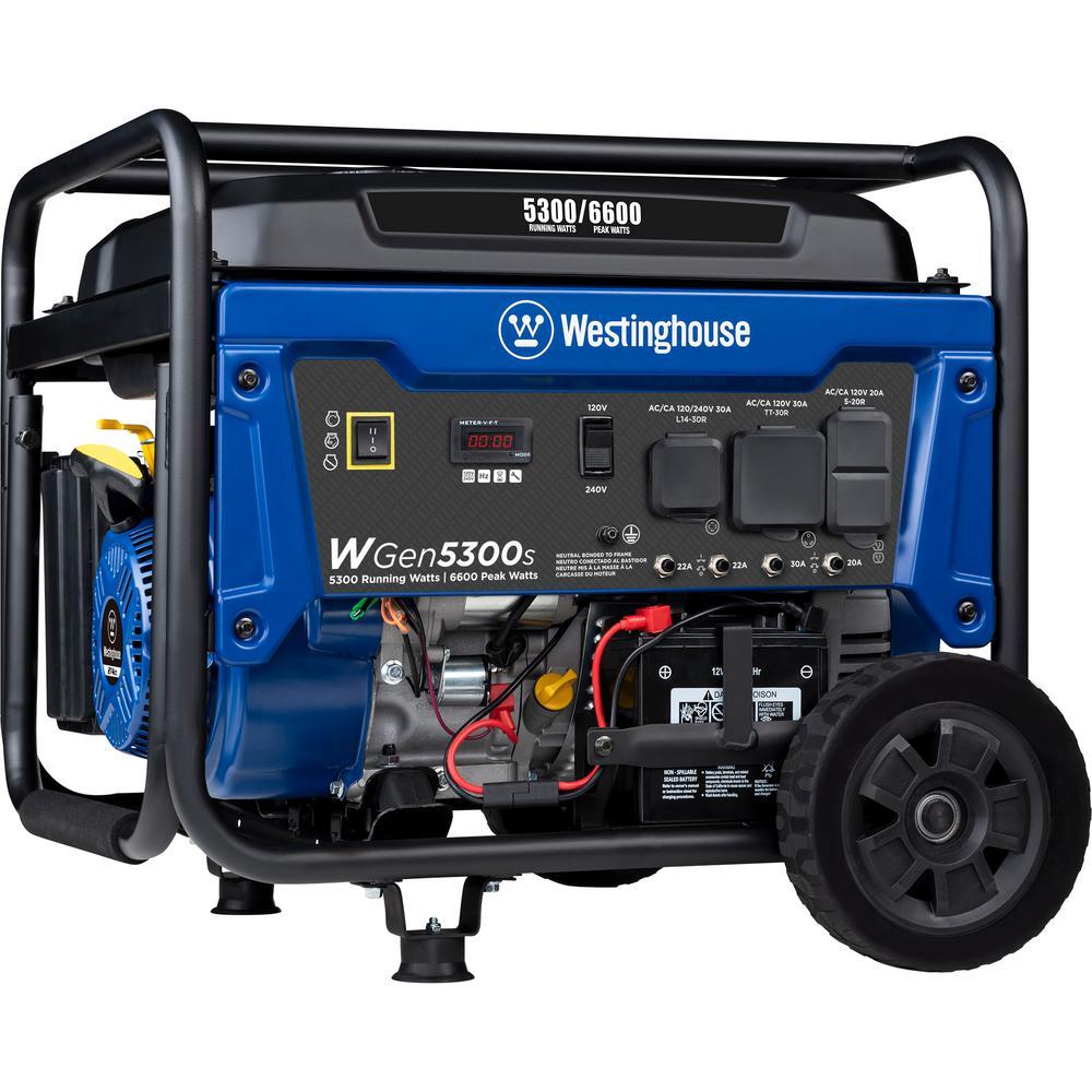 WGEN5300S 5300W GAS GENERATOR