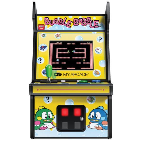 My Arcade DGUNL-3241 Micro Player Retro Mini Arcade Machine (BUBBLE BOBBLE)