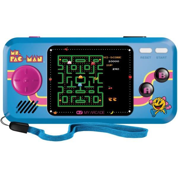 My Arcade DGUNL-3242 Micro Retro Pocket Player (Ms. Pac-Man)
