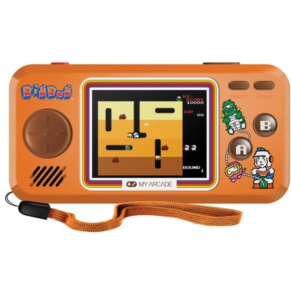 My Arcade DGUNL-3243 Micro Retro Pocket Player (DIG DUG)