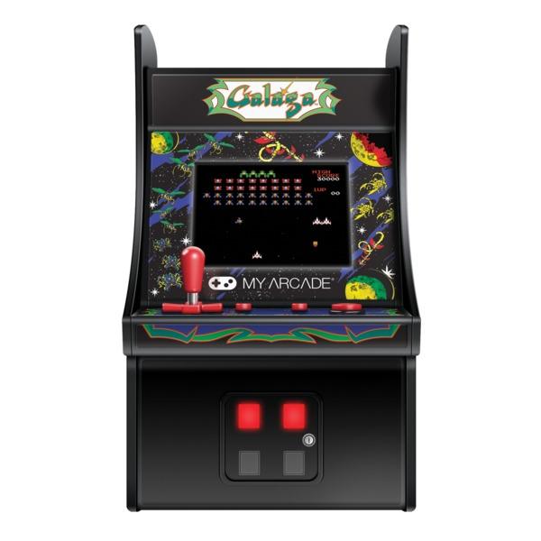 My Arcade DGUNL-3222 Micro Player Retro Mini Arcade Machine (GALAGA)