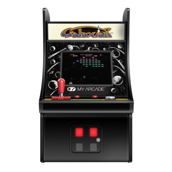 My Arcade DGUNL-3223 Micro Player Retro Mini Arcade Machine (GALAXIAN)