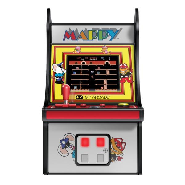 My Arcade DGUNL-3224 Micro Player Retro Mini Arcade Machine (MAPPY)