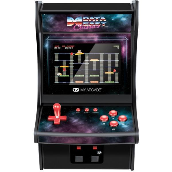 My Arcade DGUNL-3200 Micro Player Retro Mini Arcade Machine (Data East)