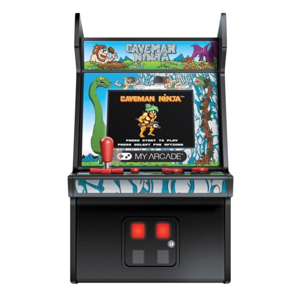 My Arcade DGUNL-3218 Micro Player Retro Mini Arcade Machine (Caveman Ninja)