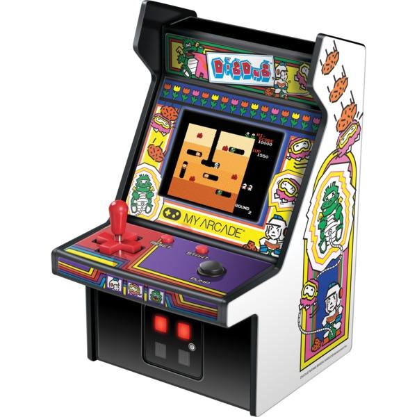 My Arcade DGUNL-3221 Micro Player Retro Mini Arcade Machine (DIG DUG)