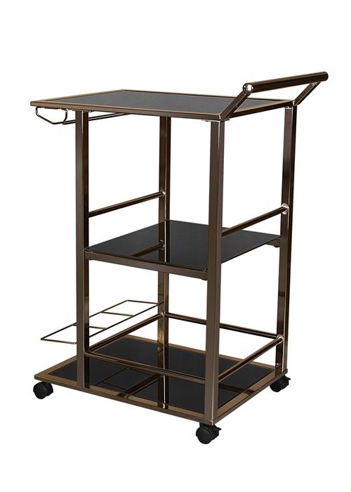 Wine Server Bar Cart