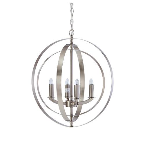 Becket Chandelier Lamp