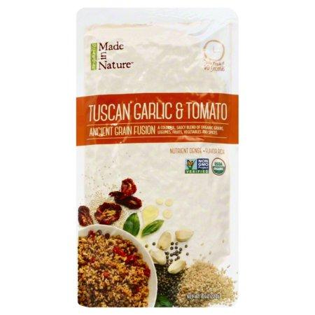 Made In Nature Organic Tuscan Garlic And Tomato Ancient Grain Fusion (6x8 OZ)