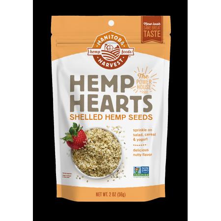 Manitoba Hemp Seed Nut (1x2 Oz)