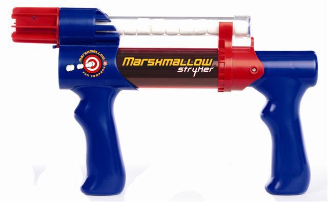 Marshmallow Stryker - Marshmallow Shooter