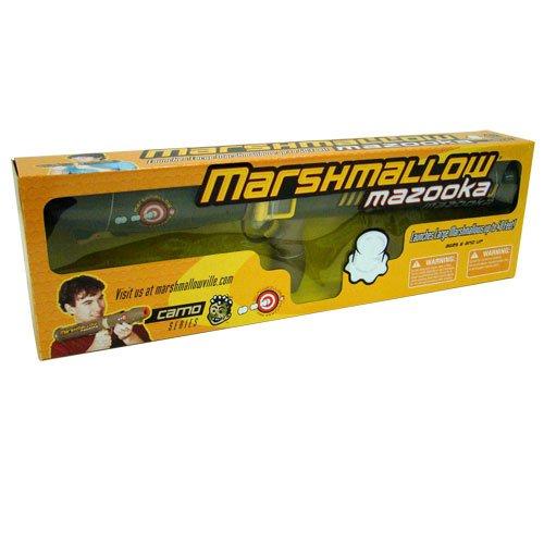 Camo Mazooka Marshmallow Shooter