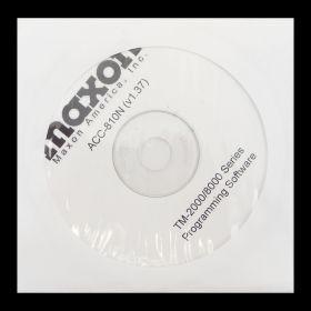 MAXON - VERSION 1.3 PROGRAMMING SOFTWARE FOR TM2000/8000 MAXON RADIOS