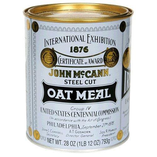 McCanns Irish Oatmeal Tin (12x28 Oz)