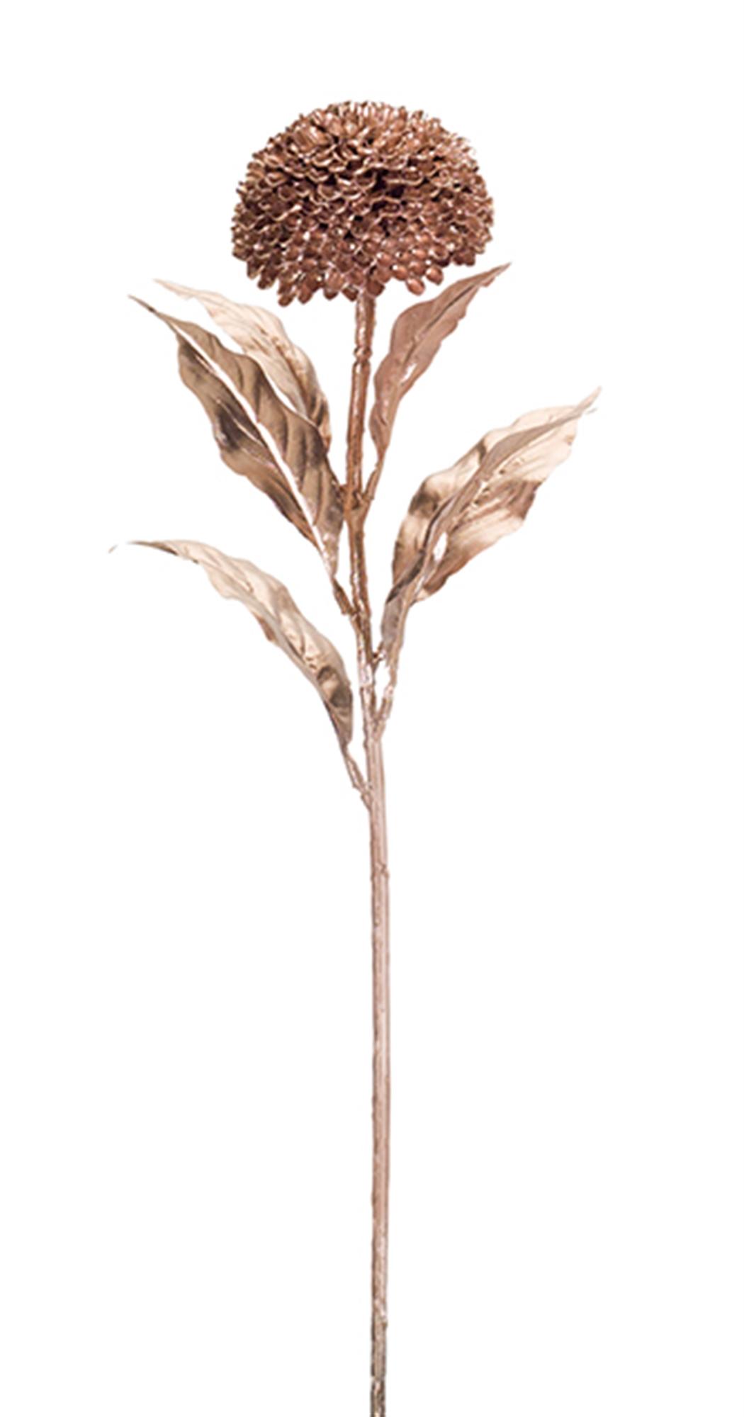 """Allium Stem (Set of 12) 27""""H Plastic"""