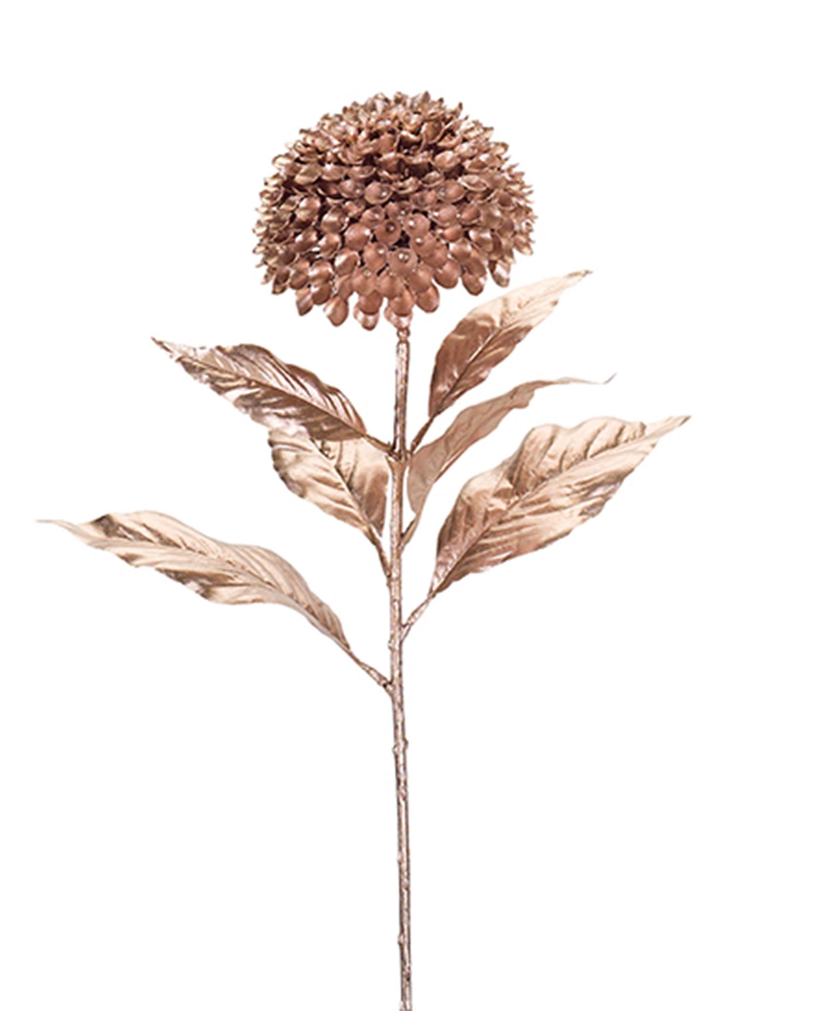 """Allium Stem (Set of 12) 27.5""""H Plastic"""