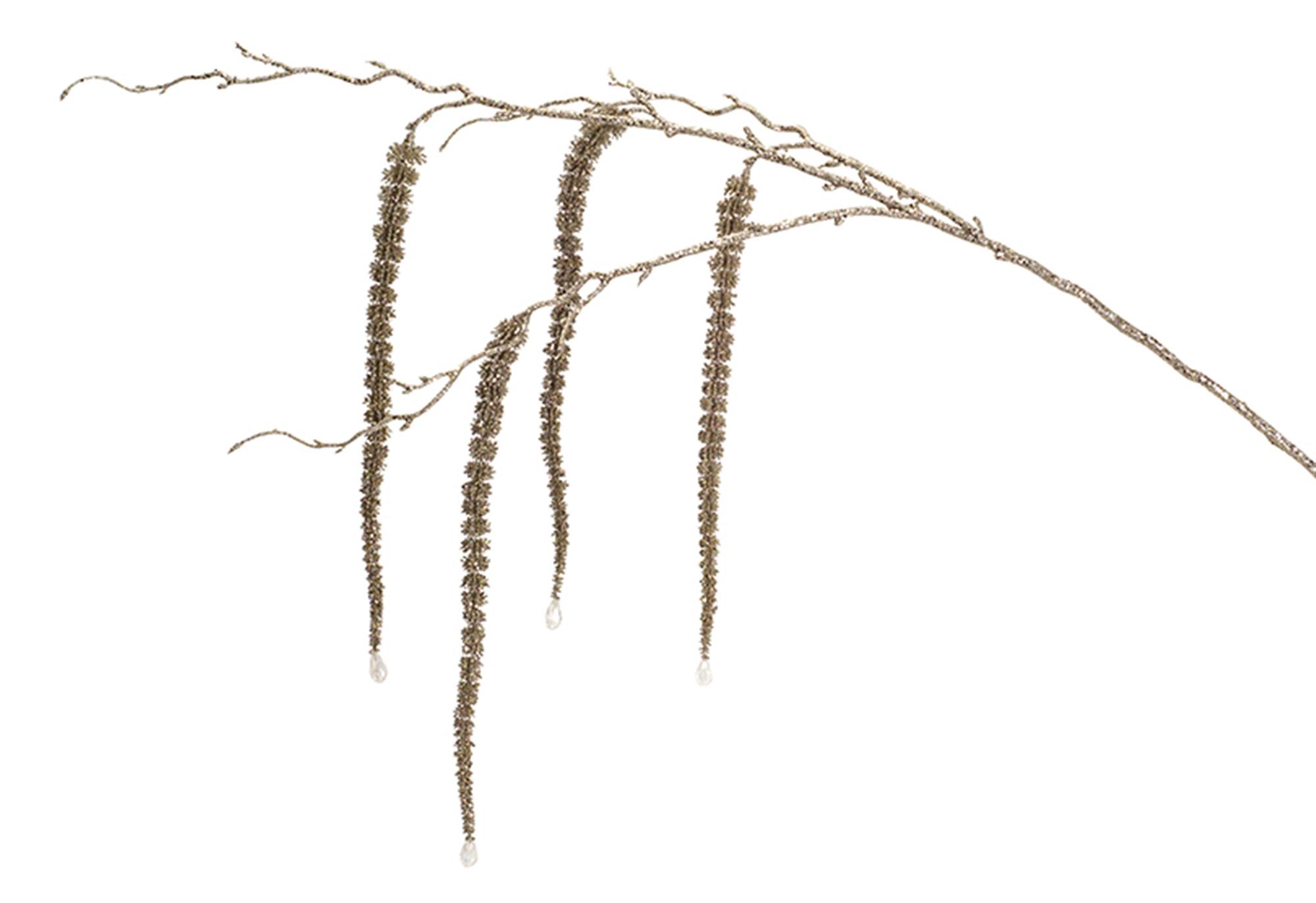 """Amaranthus Spray (Set of 12) 38""""H Plastic"""