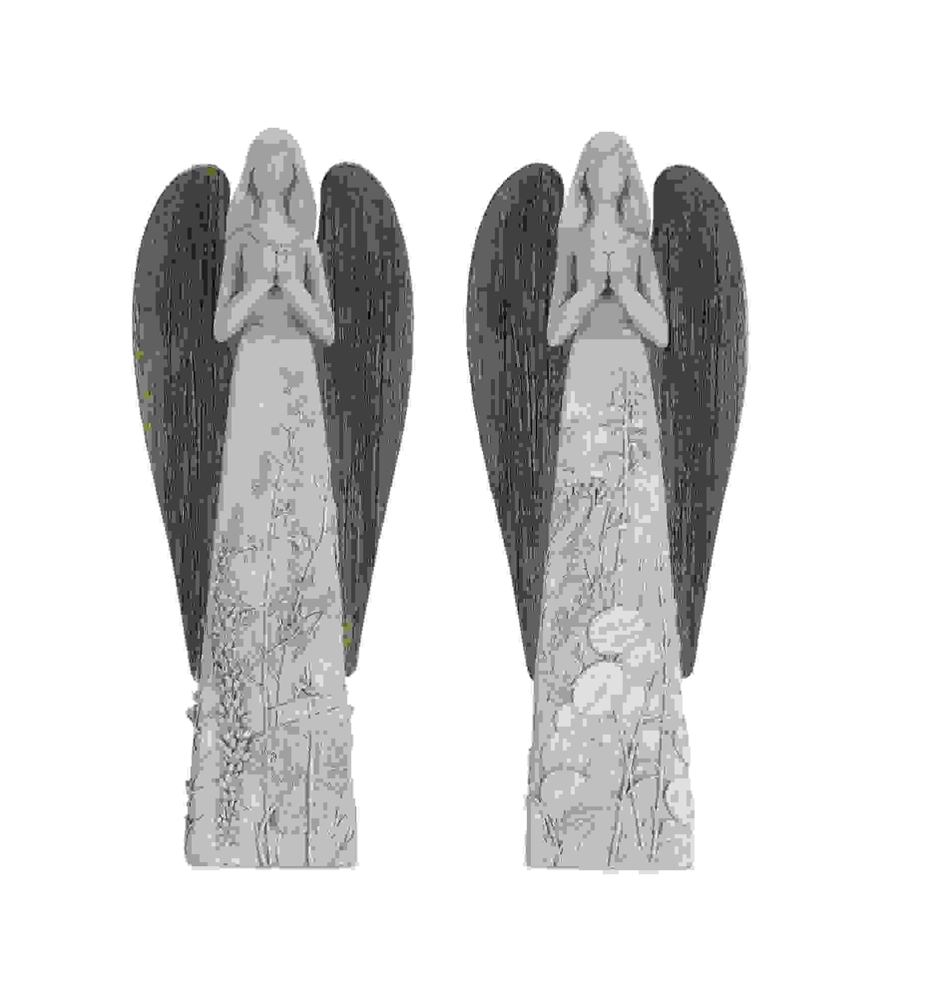 "Angel (Set of 2) 14""H Resin"