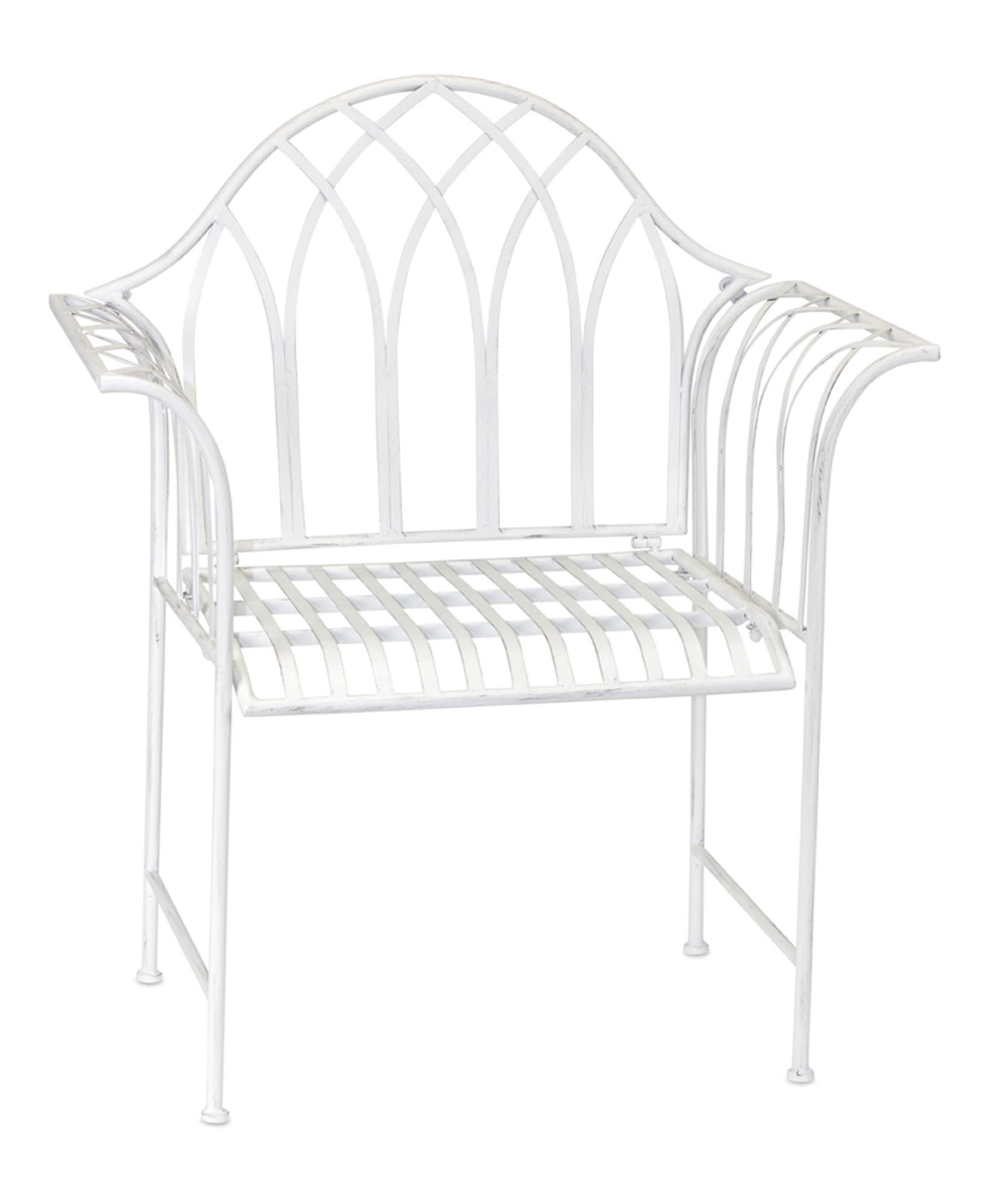 """Garden Chair 31"""" x 36.75""""H Metal"""