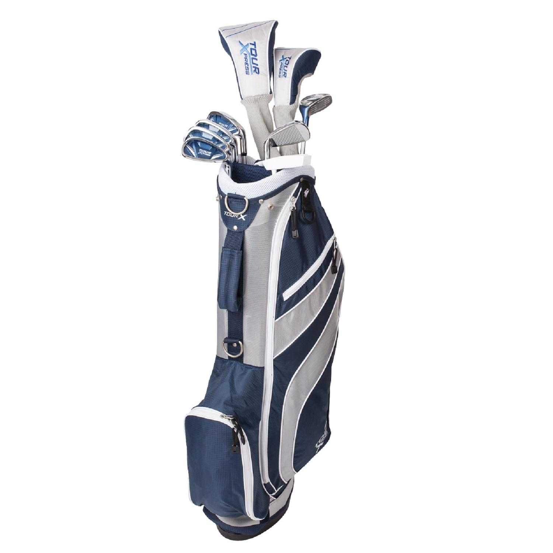 Tour Xpress 12-Piece Women's Golf Set