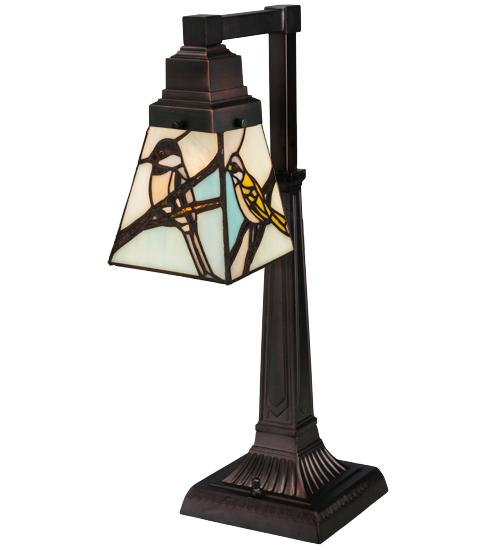 "19.5""H Backyard Friends Desk Lamp"