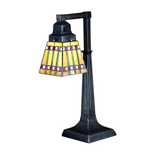 """20""""H Prairie Corn Desk Lamp"""