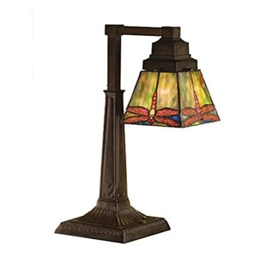 "19.5""H Prairie Dragonfly Desk Lamp"