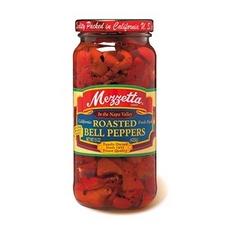 Mezzetta Golden Roasted Red Bell Peppers (6x16Oz)