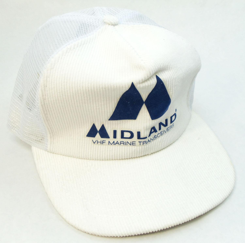 MIDLAND HAT (WHITE)