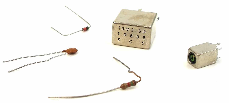 2.6 MONOLITHIC FILTER FOR RANGER AR3300 RADIO