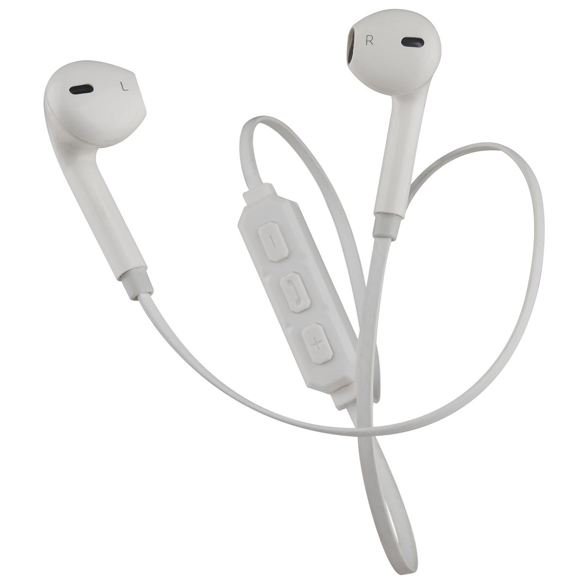 Fashion Bluetooth Earbuds  White