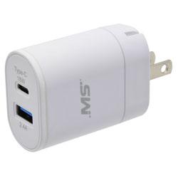USB-C and USB Wall Charger