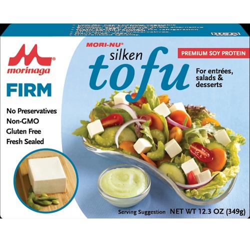Mori Nu Silken Tofu Firm Tetra (12x123 Oz)