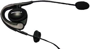 MOTOROLA 56320 2-Way Radio Accessory (Earpiece with Boom Microphone for Talkabout 2-Way Radios)