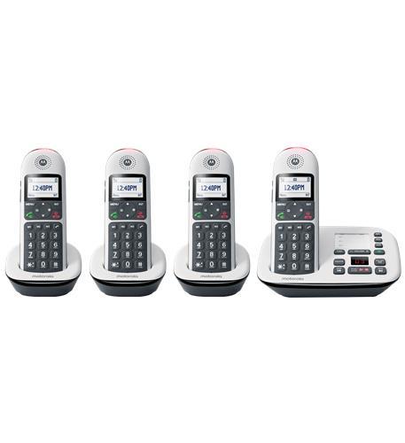 Motorola Cordless-ITAD-4HS-Volume Boost